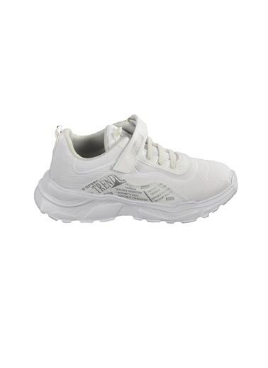 Cosby Cosby 306 Tam Kalıp Çocuk Spor Ayakkabı Beyaz